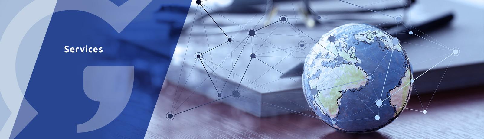 TransGlobe International - Services Porftolio