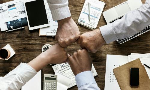 Преводачески екип - сътрудничество